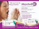 Levocitrizne Dihydrochloride & Montelukast Sodium Tablet