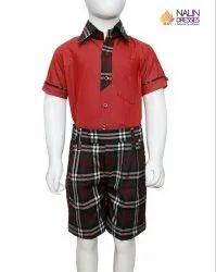 Boys School Dress