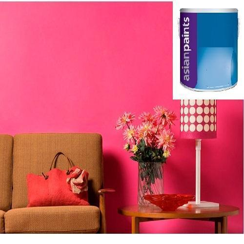 Asian Paints Decorative Wall Paint, Rs 300 /litre, Shree