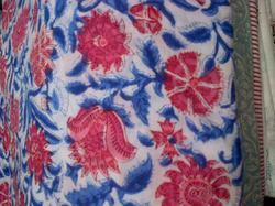 Cotton Block Print Fabrics
