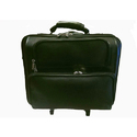 Black Leather Executive Bag