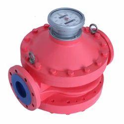 Broiltech Positive Displacement (pd) Oil Flow Meter For Industrial, Bt Rdofm