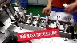 N95 Mask Packing Machine