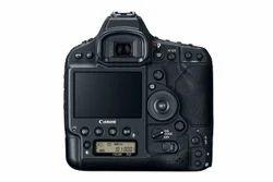 Black Canon EOS-1D X Mark II Body