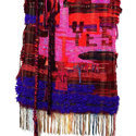 Ladies Jacquard Digital Printed Stole