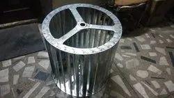 Aluminium Impeller Rolled DIDW