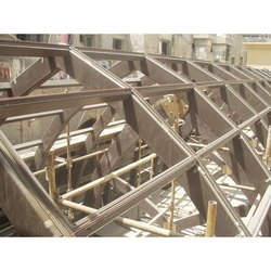 Structural Fabrication Work Services