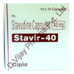 Stavir-40 Capsules