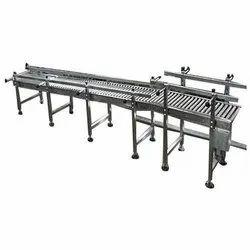 Aluminium Structure Conveyor System