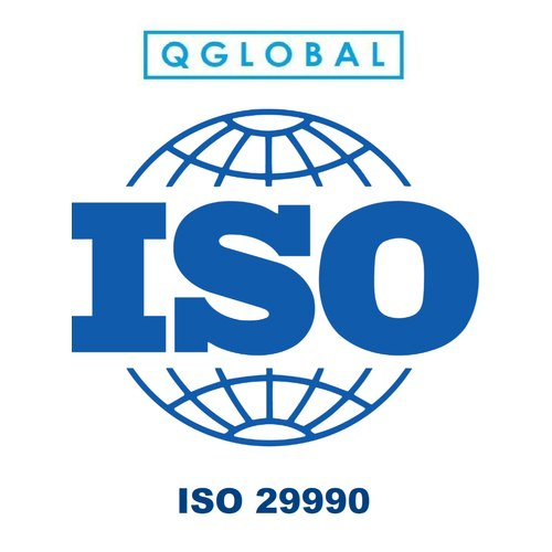 ISO 29990:2010 Certification Service, in Local, Onsite