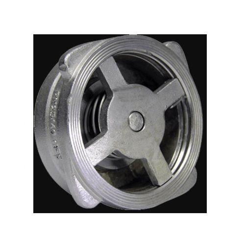 DCV S.S. Disc Check Valve