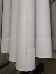 110 MM PVC PIPE
