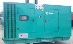 600 KVA Kirloskar Silent Generators