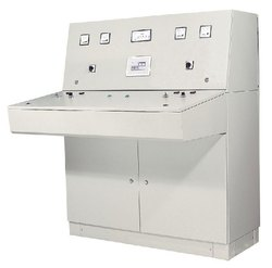 3 Phase Floor Control Desk Panels, Ip Rating: IP55