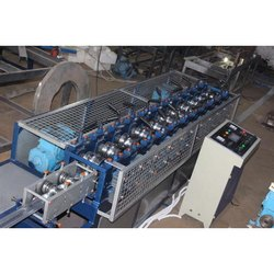 11 Station PLC Control Automatic Shutter Patti Machine