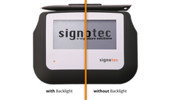 Signotec Sigma with Backlit ST-BE105-2-U100