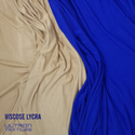 Polyester Viscose Lycra Fabric