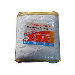 White Mattress Protector