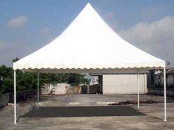 Permanent Conical Tents