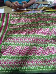 S Jacquard Fabric, Butik Myanmar Fabrics