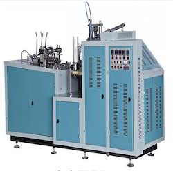 Fully Automatic Disposable Cup Making Machine