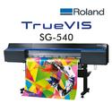 Roland TrueVIS SG-540 Print & Cut Eco Solvent Printer