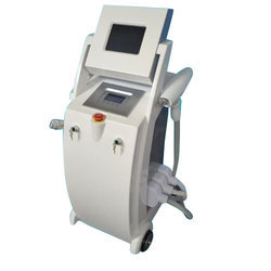 3 IN 1, IPL RF ND Yag Laser Machine