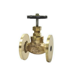 Bronze Wheel Flanged Valve