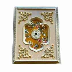 Embossed PVC Ceiling Panel
