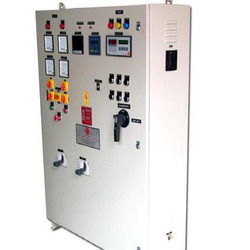 Semi Electrical Control Panel