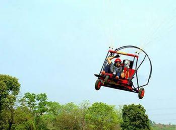 Powered Parachute Training Service in Viman Nagar, Pune, Max