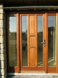 Brown Architectural Doors