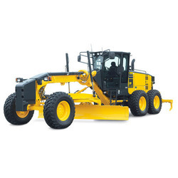 Motor Graders Renting Services