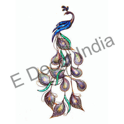 High Quality Peacock Wall Decor