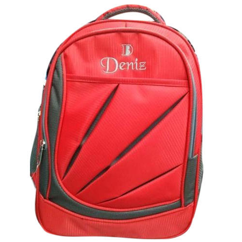 0722660f0 Deniz Polyester Designer Travel Backpack, Rs 600 /piece, Deniz Bags ...