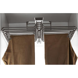 Double Line Trouser Rack