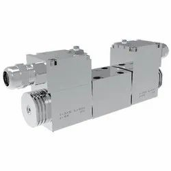 Explosion-Proof, 4/2 And 4/3, Directional Control Valve, Solenoid Operated