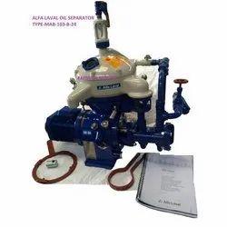 Alfa Laval Oil Purifier .TYPE-MAB-103-B-24