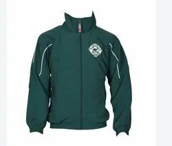Green School Jacket