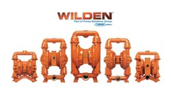 T4 Wilden Diaphragm Pump