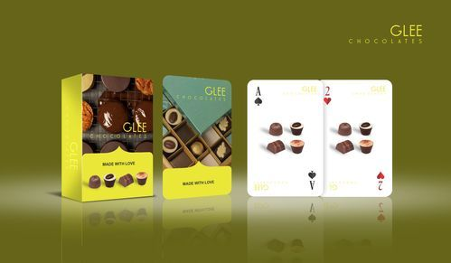 Glee Customized Playing Cards