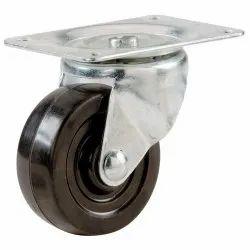 Swivel With Brake ESD Wheel