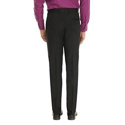 Mens Cotton Colored Formal Trouser, Size: M, L & XL