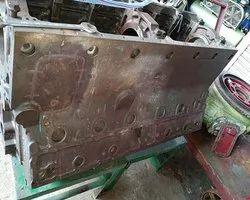 Casting Metal Locking