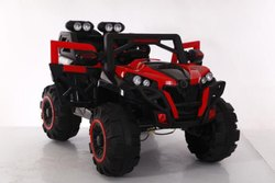 Red Baybee Battery Operated  Jeep