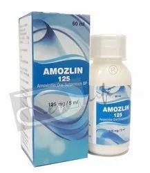 Amoxycillin Dry Syrup 125 mg