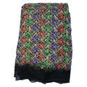 Black Net Fabric