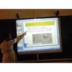 Edaxis Finger Touch Digital Teaching Board, >300 W