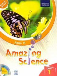 Amazing Science Class - 1 Book