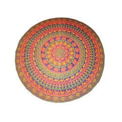 Indian Tapestry Round Mandala